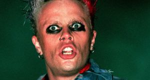 Keith Flint: found dead at his home