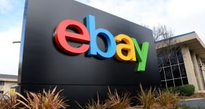 eBay is going to help Irish businesses boost their sales. Photograph: John G Mabanglo/EPA
