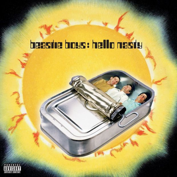 Hello nasty: 'This variety of musical content and ever-changing sonic palettes really appealed to my record-munching ears'