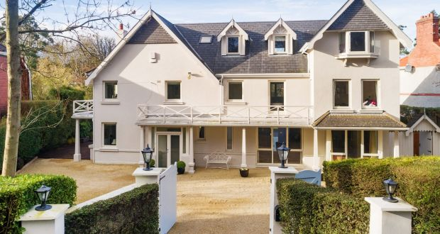 Foxrock site with permission for house to sell for 1.4 million