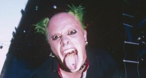 The Prodigy: Keith Flint's performances established the band as one of the most significant of their generation. Photograph: Mick Hutson/Redferns/Getty