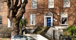 Number 68 Pembroke Road in Ballsbridge is a three-storey over garden level period office building