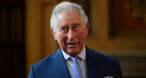 The Prince of Wales is seen during his visit to Lambeth Palace, London on Febraury 21st. Photo: Kirsty O'Connor/PA Wire