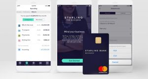 Starling Bank is set to launch in Ireland later this year.