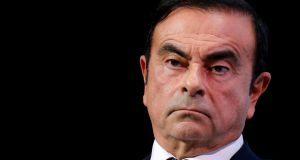 Carlos Ghosn, former chairman and chief executive of the Renault-Nissan-Mitsubishi Alliance. File Photograph: Regis Duvignau/Reuters
