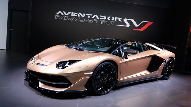Geneva Motor Show Ferrari and Lambo bring the super, but