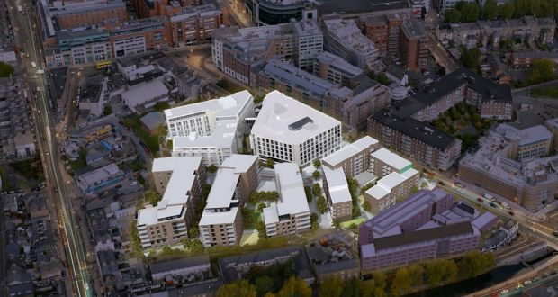 f36863f51ff3c Amazon close to signing for Charlemont Square offices