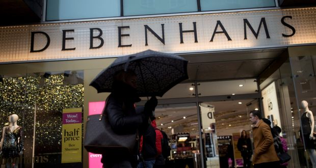 7f1e5d41077497 Debenhams, which trades out of around 240 stores, has turned down an offer  of