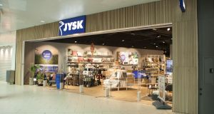 Jysk is often seen as a competitor for Ikea, but with medium- rather than mega-sized outlets