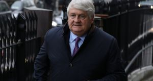Businessman Denis O'Brien had claimed statements made after he got injunctions against RTÉ on April 30th, 2015, amounted to 'unwarranted interference'. Photograph: Collins
