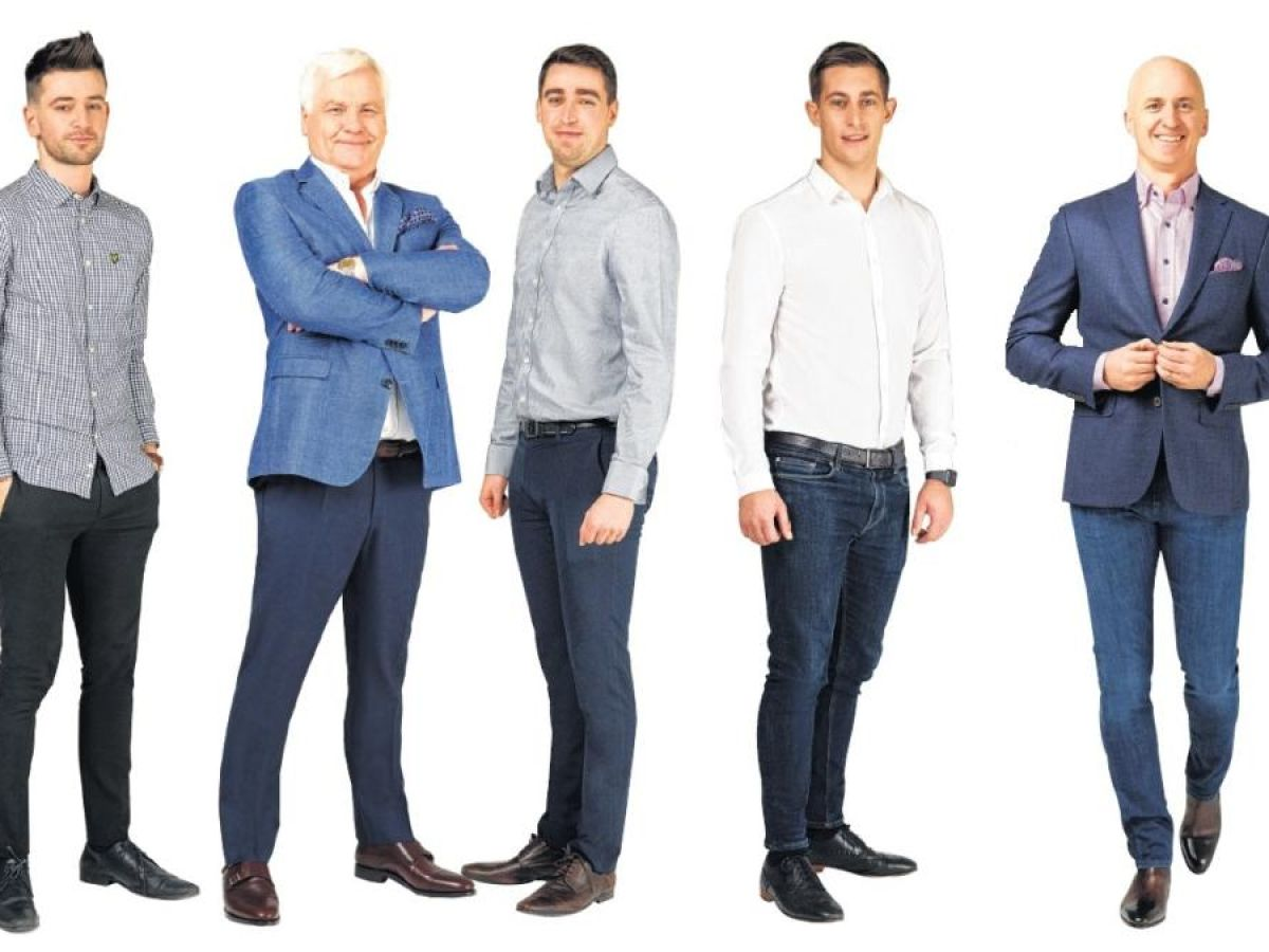 Men at work: 4 tips to nail tricky office dress codes