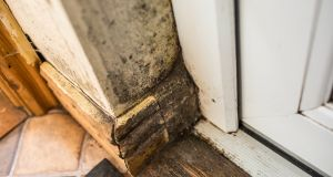 Household activities are the primary source of condensation which causes damp and mould in Dublin City Council's flat complexes, according to a new report from the local authority. File photograph: James Forde/The Irish Times