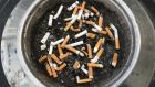 Smoking costs the State 140 times more each year than the amount spent trying to get people to give up the habit, the Irish Heart Foundation has said.  Photograph: Bryan O'Brien / The Irish Times.