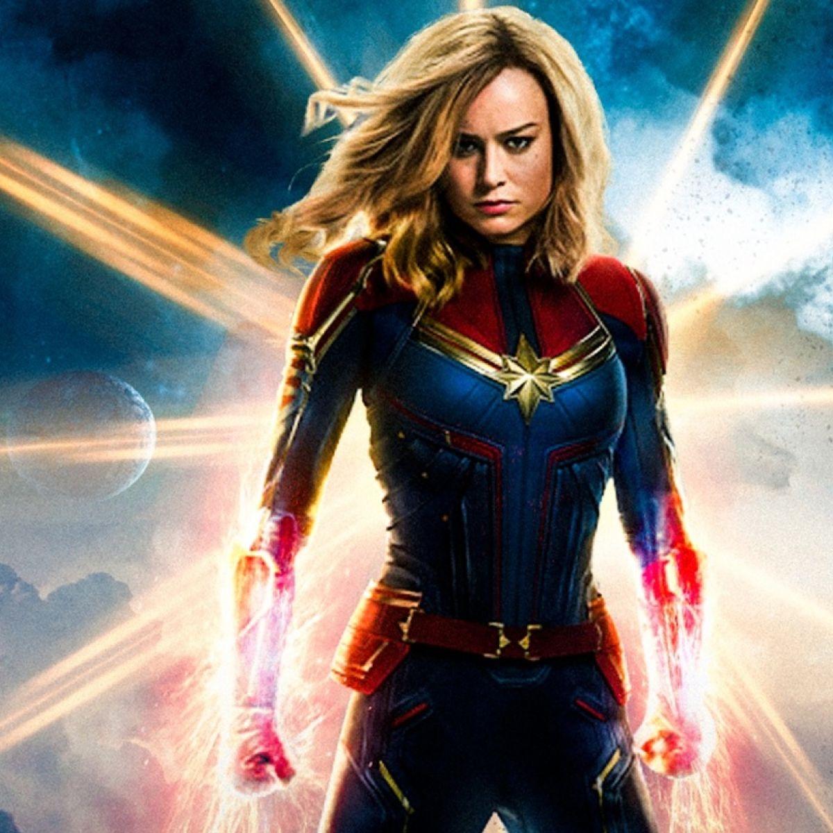 Captain Marvel Online Streamen