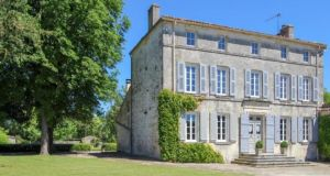 France: this maison de maître has lots of original features