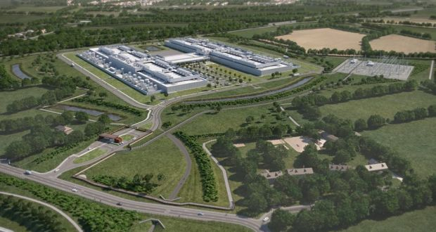 Facebook's data centre in Clonee is set for a major expansion