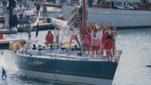 Maiden: the story of an all-female crew  who entered the Whitbread Round the World Yacht Race.