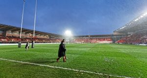 Scarlets have detailed the timeline which led to the latest announcement on the proposed merger being off. Photograph: Athena Pictures/Getty Images