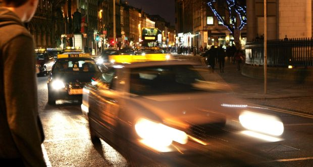 Gardai Target Foreign Taxi Drivers On Licence Immigration Breaches