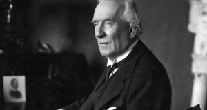 Former British prime minister Herbert Asquith wrote in 1914: 'I have rarely felt more hopeless in any practical affair: an impasse with unspeakable consequences upon a matter which to English eyes seems inconceivably small and to Irish eyes immeasurably big. Isn't it a real tragedy.' File photograph: Edward Gooch/Getty Images