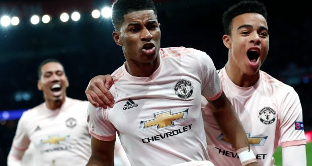 Solskjaer Salutes Fearless Rashford On United S Glory Night