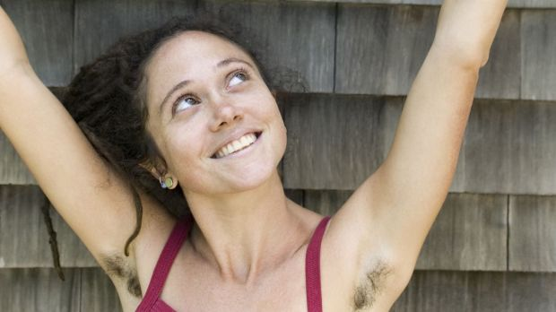 Body hair, don't care. Photograph: iStock