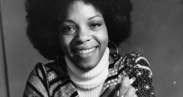 Margaret Busby became Britain's youngest and first black woman publisher in the late 1960s, when she co-founded Allison & Busby. Photograph: Evening Standard/Getty Images