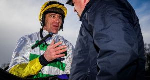 Davy Russell: most people's favourite for leading jockey prize. Photograph: Inpho/Ryan Byrne