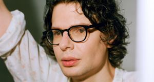 Simon Amstell: 'The reason I started doing stand-up comedy was because I was so shy that I wouldn't go to parties. And I ended up thinking that being on stage would be a way to communicate with people.'