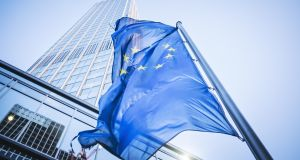 The ECB said the new series of quarterly targeted longer-term refinancing operations would start this September and ending in March 2021. Photograph: iStock