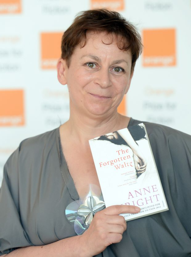 Anne Enright attends the Orange Prize For Fiction at Royal Festival Hall, London. Photograph: Rune Hellestad/Corbis via Getty Images)