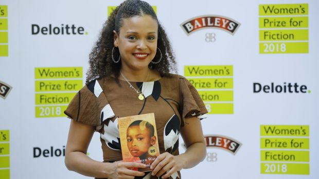 Jesmyn Ward. Photograph: Tolga Akmen/AFP/Getty Images