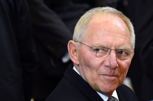 German Finance Minister Wolfgang Schäuble. File photograph: Getty Images