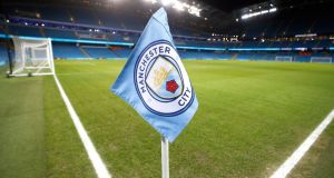 "Manchester City have denied allegations of financial irregularities and said they welcome ""the opening of a formal UEFA investigation as an opportunity to bring to an end the speculation resulting from the illegal hacking and out of context publication of City emails"". Photo: Martin Rickett/PA Wire"