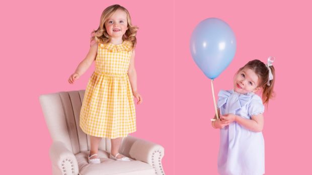 Childrenswear brand Kirkbee Designs has just launched in Brown Thomas