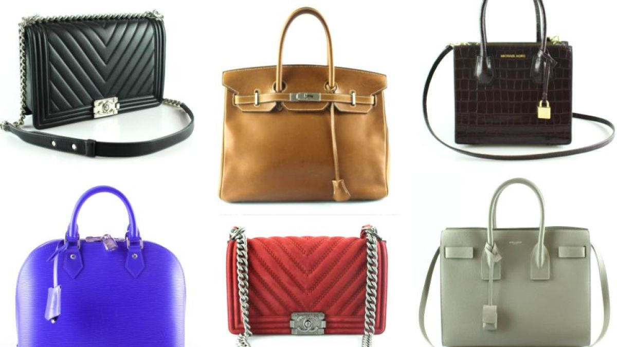 c817a681 The man you need to see to get a great handbag at a knockdown price