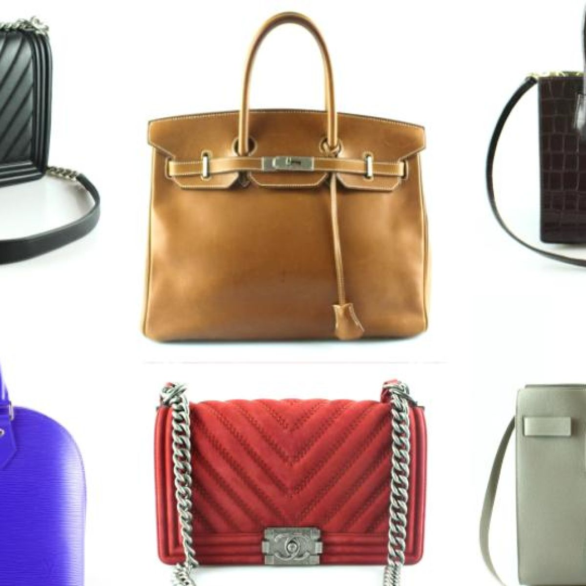 The man you need to see to get a great handbag at a knockdown price 83819ad2b2b35