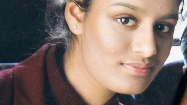 Shamima Begum was stripped of British citizenship last month. File photograph: PA