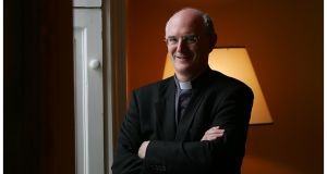 Bishop of Ossory Dermot Farrell is appealing to his diocese to heed the 'signs of the times' as he warns the number of priests under the age of 75 will halve over the next decade. Photograph: Bryan O'Brien/The Irish Times