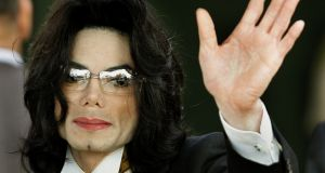 Damning accusations swirl around Michael Jackson  and will continue to do so to the extent that he has become the modern-day equivalent of a music-hall joke. Photograph: Timothy A Clary/AFP/Getty Images