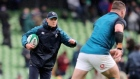 Schmidt frustrated at concession of late tries against France