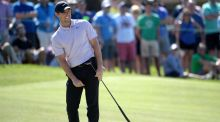 Rory McIlroy during the Arnold Palmer Invitational in Orlando. Photograph: AP
