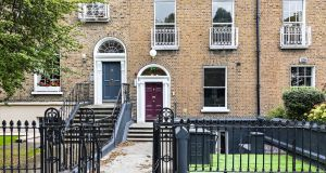 14 Warrington Place, in Dublin 2, is producing a rent roll of €130,000 per annum