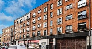 apartments recently let agreed at Wolfe Tone Lofts in Dublin 1 have had advertised rents of €2,200 per month for a two-bed and €1,800 for a one-bed.