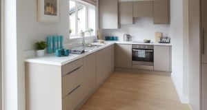 The colour of kitchen units sets the tone for the entire room.