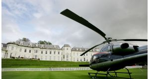 The K Club in Co Kildare is on the market for €80 million. Photograph: Alan Betson/The Irish Times