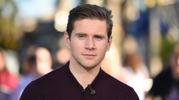 Allen Leech, Universal Studios Hollywood, 2018. (Photo by Noel Vasquez/Getty Images)
