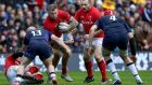 Moriarty vows Wales won't take a backward step