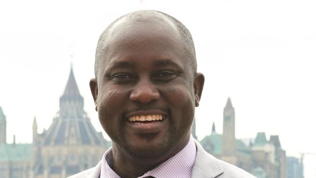 Prof Pius Adesanmi of Carleton University in Ottawa, Ontario, Canada, was one of the passengers killed in the Ethiopian Airlines crash. Photograph: Josh Hotz/Carleton University/Reuters
