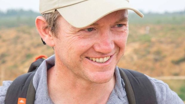 Michael Ryan from Lahinch, Co Clare, who worked for the UN's World Food Programme as an engineer, was killed when Ethiopian Airlines flight ET302 from Addis Ababa to Nairobi crashed soon after take-off. Photograph: Facebook